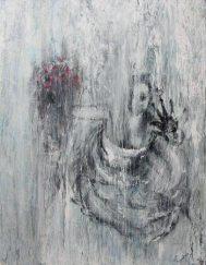 braut-2---Acryl-auf-Leinwand---160x120cm--2011