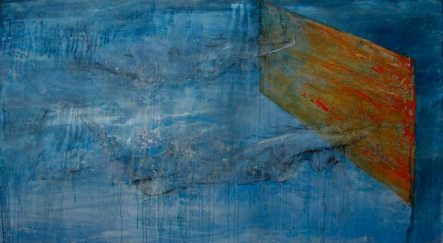 Farbwand----Acryl-auf-Leinwand---120x220cm--2011