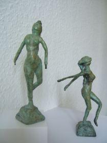 1 - JL Bronze-Skulpturen