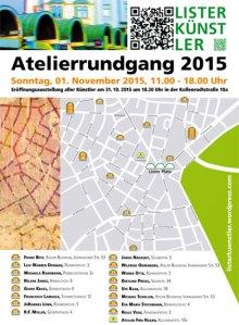 Übersicht Lister Künstler Hannover November 2015