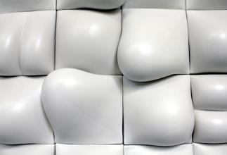 """""""die Wand"""" 19 Keramik Relief und Plastik von Guido Kratz aus Hannover"""